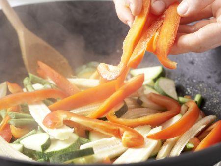 Gelbes Gemüse-Curry: Zubereitungsschritt 11