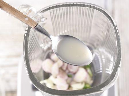Gelbes Gemüse-Curry: Zubereitungsschritt 4