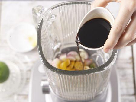 Gelbes Gemüse-Curry: Zubereitungsschritt 5