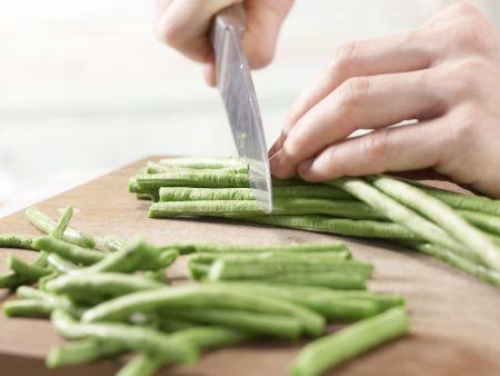 Gelbes Gemüse-Curry: Zubereitungsschritt 6