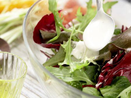 Gemischter Salat: Zubereitungsschritt 6