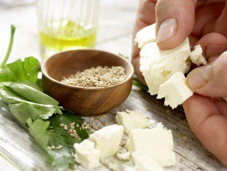 Gemischter Salat: Zubereitungsschritt 8