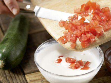 Gemüse-Rösti: Zubereitungsschritt 3