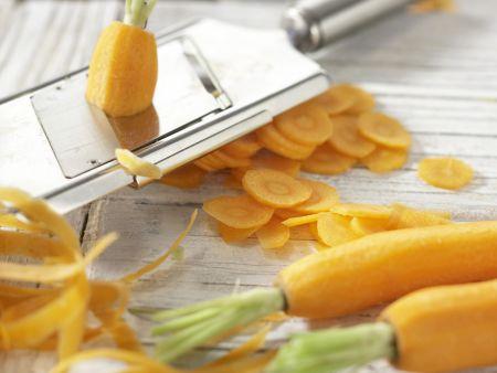 Gemüse-Spaghetti: Zubereitungsschritt 3