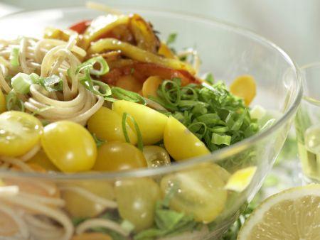 Gemüse-Spaghetti: Zubereitungsschritt 7