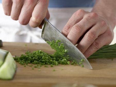Gemüse-Sticks: Zubereitungsschritt 2