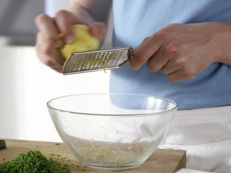 Gemüse-Sticks: Zubereitungsschritt 3