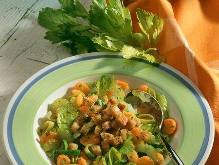 Gemüseeintopf