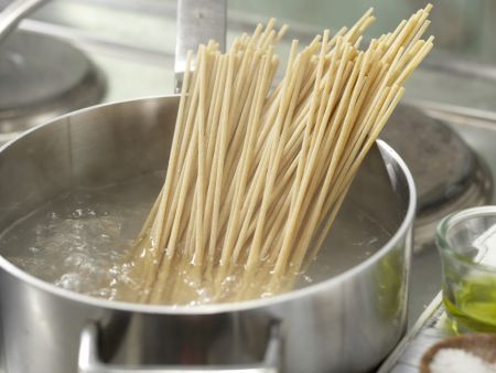 Gemüsenudeln: Zubereitungsschritt 3