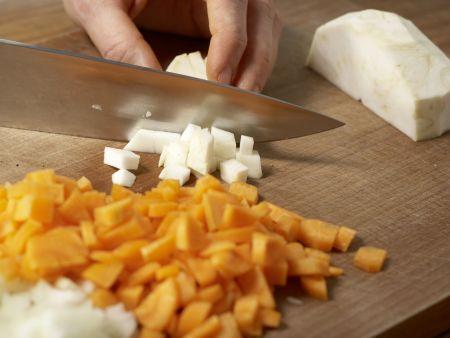 Gemüsesauce – besonders würzig: Zubereitungsschritt 2