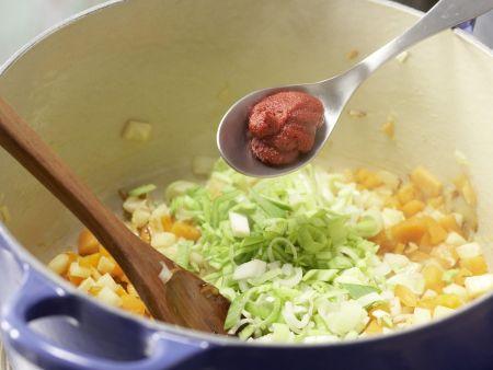 Gemüsesauce – besonders würzig: Zubereitungsschritt 5