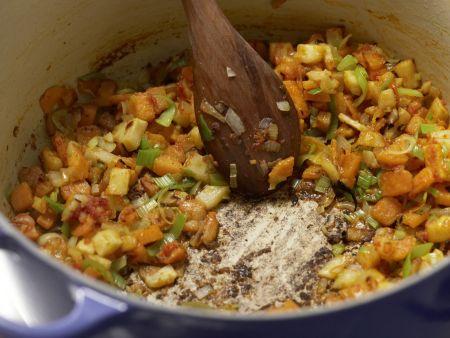 Gemüsesauce – besonders würzig: Zubereitungsschritt 6