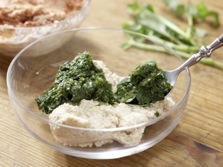 Gemüsesuppe mit Grießnocken: Zubereitungsschritt 6