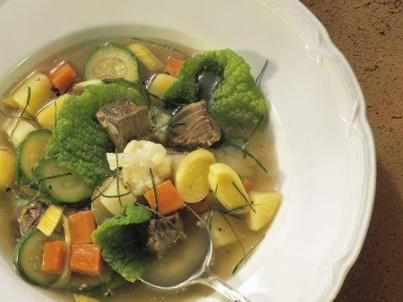 Gemüsetopf auf Altdeutsche Art