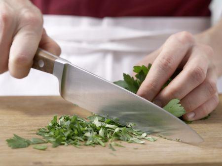Geschmorter Kürbis mit Salbei: Zubereitungsschritt 7