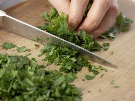 Gestovte Bohnen: Zubereitungsschritt 6