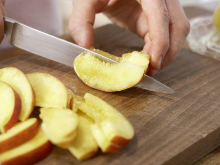 Glasnudelsalat mit Putenfilet: Zubereitungsschritt 5
