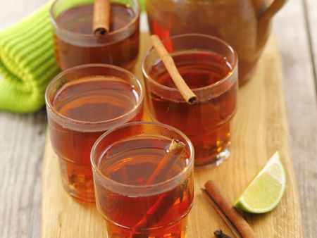 Rezept: Glühwein mit Wodka (Glogg)