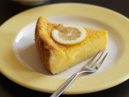 Glutenfreier Zitronenkuchen
