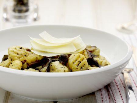 Gnocchi mit Pilzen