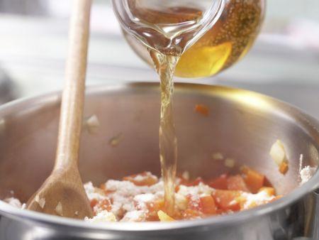 Gnocchi-Spargel-Auflauf: Zubereitungsschritt 4