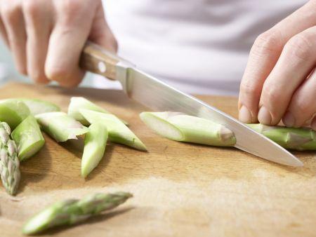 Gnocchi-Spargel-Auflauf: Zubereitungsschritt 5