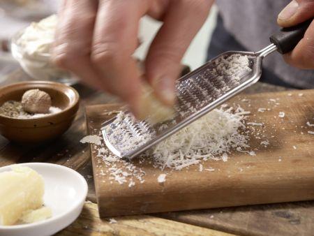 Gorgonzola-Pasta: Zubereitungsschritt 3