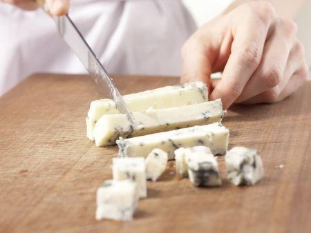 Gorgonzola-Spinat-Pasta: Zubereitungsschritt 3