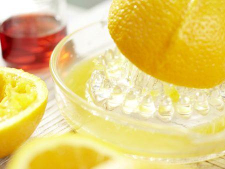 Grapefruit-Orangen-Granita: Zubereitungsschritt 2