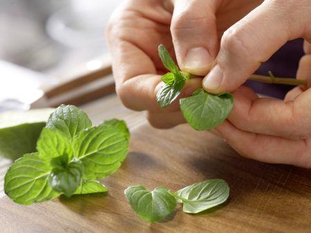 Gratinierte Zucchini: Zubereitungsschritt 7