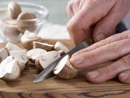 Gratiniertes Gemüse: Zubereitungsschritt 2