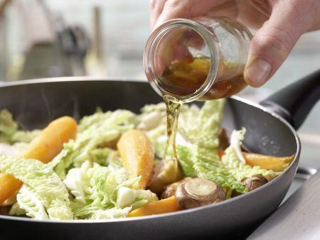 Gratiniertes Gemüse: Zubereitungsschritt 4