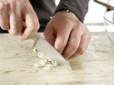 Griechische Gemüsepfanne: Zubereitungsschritt 3