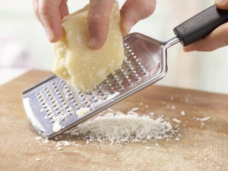 Grüne Gemüse-Pasta: Zubereitungsschritt 4