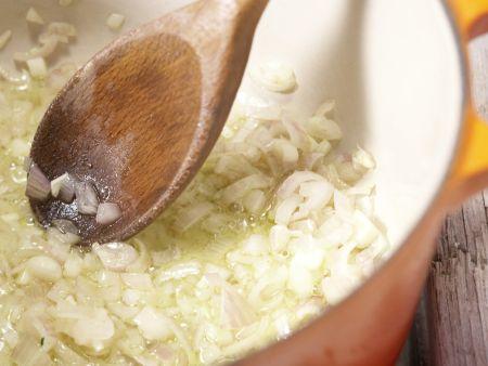 Grüne Gemüse-Pasta: Zubereitungsschritt 5