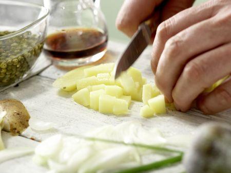 Grüne Pfeffersuppe: Zubereitungsschritt 3