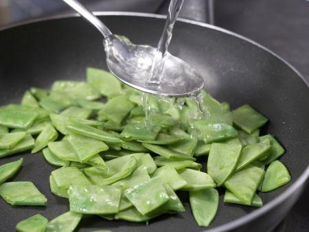 Grüner Eiersalat: Zubereitungsschritt 4
