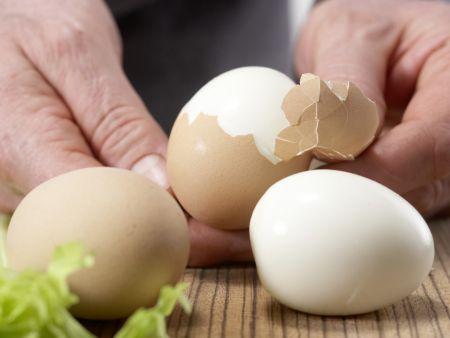 Grüner Eiersalat: Zubereitungsschritt 5