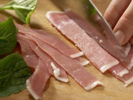 Grüner Kartoffelsalat: Zubereitungsschritt 7