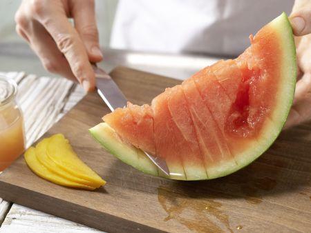 Guaven-Mango-Drink: Zubereitungsschritt 2