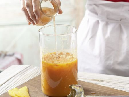 Guaven-Mango-Drink: Zubereitungsschritt 3