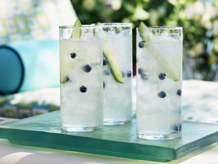 Rezept: Gurken-Cocktail (Collins)