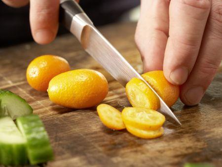 Gurken-Melonen-Drink: Zubereitungsschritt 3