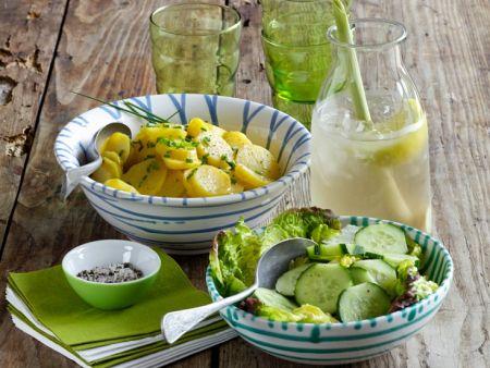 gurkensalat rezept eat smarter. Black Bedroom Furniture Sets. Home Design Ideas