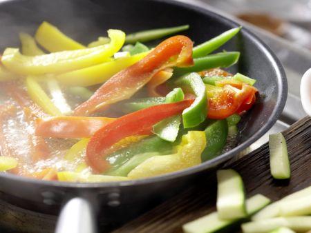 Hackfleisch-Linsen-Bällchen: Zubereitungsschritt 6