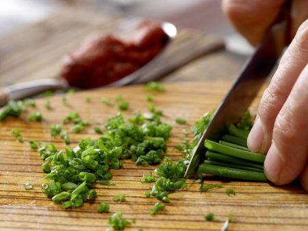Hackfleisch-Linsen-Bällchen: Zubereitungsschritt 8