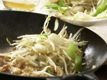 Hähnchen auf chinesische Art: Zubereitungsschritt 9