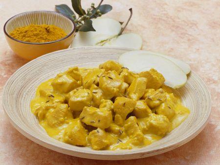 h hnchen curry rezept eat smarter. Black Bedroom Furniture Sets. Home Design Ideas