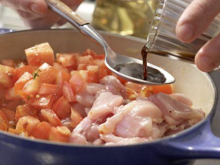 Hähnchen-Eintopf: Zubereitungsschritt 8