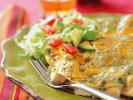 Rezept: Hähnchen-Enchilada